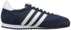 adidas Dragon, Herren Sneakers, Blau (New Navy/White/Metallic Gold), 41 1/3 EU (7.5 Herren UK): Amazon.de: Schuhe & Handtaschen