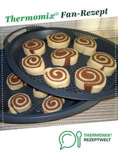 Bicolor- Brötchen aus dem Varoma von T-Bine. Ein Thermomix ® Rezept aus der Kategorie Brot & Brötchen auf www.rezeptwelt.de, der Thermomix ® Community.