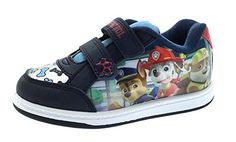 Paw Patrol Trainers Skate Velcro Sports Shoes Kids Boys Casual Pumps Size UK 5-10 - [UK & IRELAND]