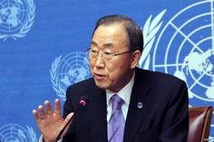 UN Secretary General Ban Ki-moon (South Korea)
