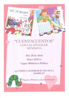 Cuentacuentos para celebrar el Día de la Madre 2016