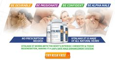 Vitalmax xt is used by people all over the world to cure the sexual disabilities. A person is required to take 2 tablets on the daily basis to improve sexual abilities. To improve sexual performance a person need to take 1 tablet half an hour before action. Vitalmax xt male enhancement is available on all certified stores and can be bought online. Read shocking vitalmax xt reviews and results visit here: http://www.healthyapplechat.com/vitalmax-xt-reviews/