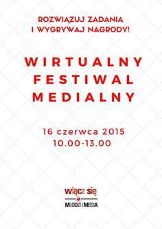 Wirtualny Festiwal Medialny | Centrum Edukacji Obywatelskiej