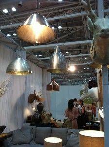 Metal Industrial Lighting
