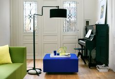 Swivel floor lamp by functionals @diseno_istanbul store