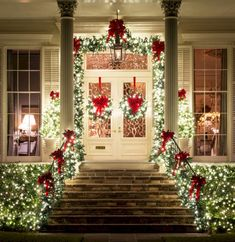 Cool outdoor christmas decorations ideas (20)