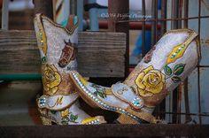 Jaqui bling paradise swarovski bling cowgirl boots