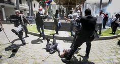 """¡SIN PALABRAS!  Para Diosdado Cabello lo ocurrido en la Asamblea Nacional fue una """"agresión al pueblo"""""""
