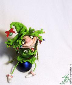 Лёлька-Ёлька - ёлка,ёлка новогодняя,ёлочка,перцева,подарок 2015,зелёный