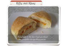 farfalla-in-den-Topf-geschaut: In den Topf geschaut * Kifle mit Käse a la Suzana