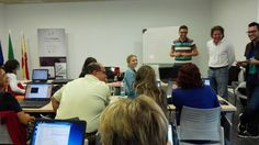 Erasmus+ Course: Digital skills and Web 2.0 tools for education. 17th October 2015