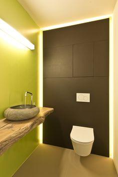Toilette_Waschbecken_Beleuchtung Bathroom Lighting, Toilet, Mirror, Furniture, Home Decor, Vanity Basin, Lighting, Projects, Bathroom Light Fittings
