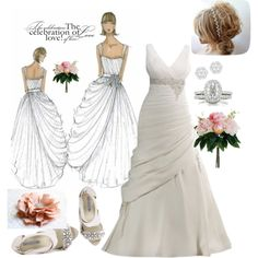 """""""The Wedding...The Celebration of Love"""" by beleev on Polyvore"""