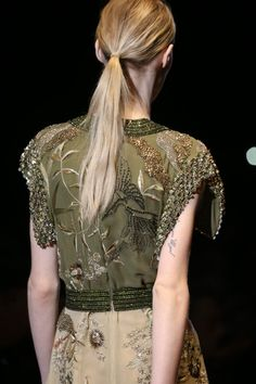 Gucci Spring 2015 Ready-to-Wear - Details