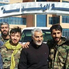 Supreme Leader Of Iran, Qasem Soleimani, Real Hero, Eminem, Che Guevara, Islam, Personality, Hearts, Twitter