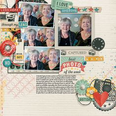 Captured by Studio Blagovesta http://shop.scrapbookgraphics.com/Captured-Page-Kit.html Fonts are Stamp and KG Eyes Wide Open  Watch me scrap this layout: http://youtu.be/xYjf32x1v5w