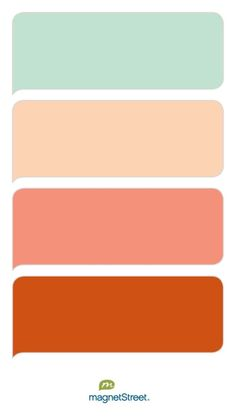 My Colors   Free Custom Color Swatches from MagnetStreet.com
