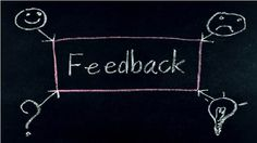 Feedback for teachers- Every leader needs to reflect on feedback from others, even students