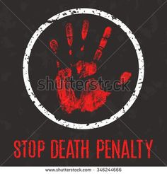 Death penalty is a government sanctioned practice whereby a person is put to death by the state as a punishment for a crime. The sentence that someone be punished in such a manner is referred to as… Illustration, Royalty Free Stock Photos, Death, Pictures, Image, Crime, Animation, War, Syria
