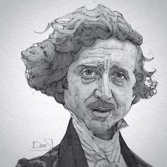stavrosdamos: Goodbye Mr. Wilder… Thanks for the great memories! #genewilder #wilder #youngfrankenstein #best #great #actor #cinema #movies #sketch #illustration #portrait #art #pencil #drawing #rip #instaart #Instagram #ladyinred #oscar #caricature...