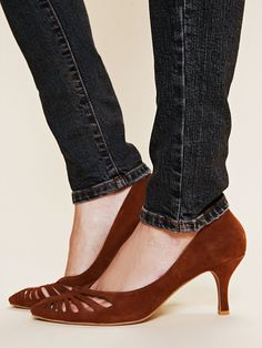 Jeffrey Campbell Sadie Heel at Free People Clothing Boutique