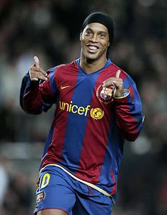 Ronaldinho - One of the best