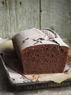 Sjokoladekake med kaffe og kanel #sjokolade #sjokoladekake #chocolate #chocolatecake #chocoholic #formkake #loafcake