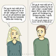 Kvinnohat vs. manshat