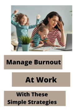You're juggling your professional and family life, taking up slack for absent colleagues, and worrying about your job security. It's a lot. Job Security, Family Life, Productivity, Career, Carrera