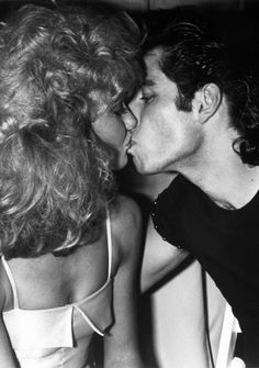 Olivia Newton-John and John Travolta, 1978 - Photos - Olivia Newton-John and…