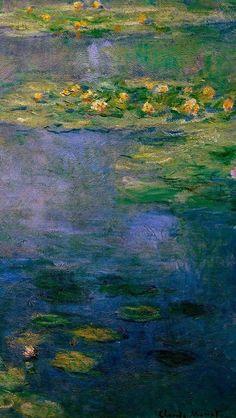 samsung wallpaper art Claude Monet Full HD - Best of Wallpapers for Andriod and ios Claude Monet, Monet Wallpaper, Painting Wallpaper, Painting Art, Painting Inspiration, Art Inspo, Inspiration Wall, Renaissance Kunst, Monet Paintings