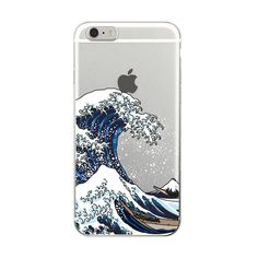 Maui The Great Wave - Phone Case