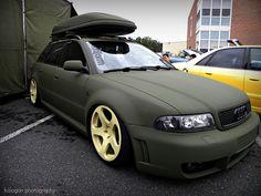 Rotiform Audi Avant
