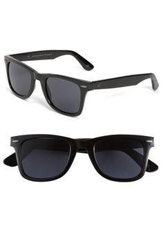 William Rast Plastic    William Rast Plastic Sunglasses available at  #Nordstrom