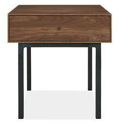 Hudson End Tables - End Tables - Living - Room & Board