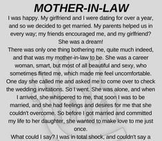 Mother In Law – #Funny Story !!!