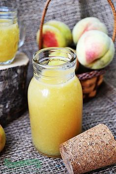 Reteta Nectar din Piersici de Toamna.Preparare Nectar de piersici.Nectar aromat.Nectar din piersici de toamna.Piesici de toamna,Superba de Toamna.Nectar Yummy Drinks, Cocktail Recipes, Preserves, Pickles, Cantaloupe, Smoothie, Drinking, Food And Drink, Gem