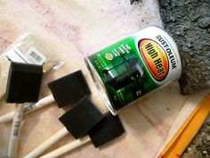 How to Freshen the Inside of Your Fireplace with High Heat Paint