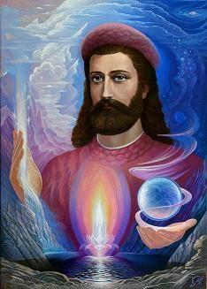 ஜarcanjos/anjos/família galáctica - Ascended Master KUTHUMI