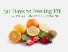 Vanishing Veggie: Arbonne 28 Day Detox