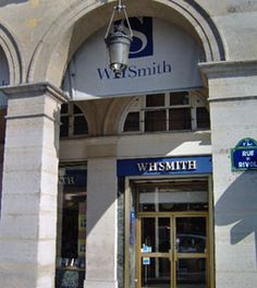 WHSmith Bookstore - English books 248 rue de Rivoli 75001 M: Concorde English Book, Concorde, Paris France, Paris Travel, Countryside, Life Is Good, I Am Awesome, Tours, Restaurants