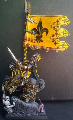 "Bretonnian Mousillon Army ""Guardians of Guerac Circle"" - Page 6"