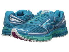 5b50107f82a Brooks adrenaline asr 11 caribbean sea pool green silver. Trail Running  ShoesWorkout ...