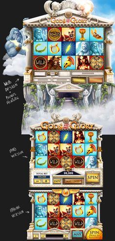 Gods and Glory Slot