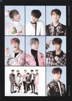방탄소년단 2017 BTS LIVE TRILOGY EPISODE Ⅲ THE WINGS TOUR MD PROGRAM BOOK Chapter 04 - THE WINGS 스캔 : 네이버 블로그