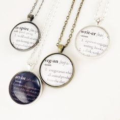 Customized+Dictionary+Jewelry+Personalized+by+cellsdividing,+$25.75