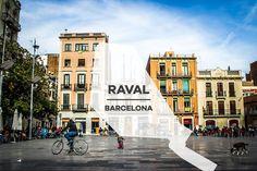 Complete guide of El Raval neighbourhood in Barcelona! #Raval #Barcelona #neighbourhood #neighborhood #barrio #erasmus #erasmusbarcelona #studyabroad #students #guide #centre #city