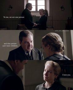 Episode 6x02 [@anna_and_john_bates   Instagram] Downton Abbey Anna Bates John Bates Joanne Froggatt Brendan Coyle