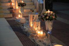 Εντυπωσιακός Στολισμός γάμου στην Αγία Τριάδα στη Ν.Κηφησιά με χρώματα σε παλ αποχρώσεις που δένουν αρμονικά μεταξύ τους και δημιουργούν ένα ιδανικό αποτέλεσμα που εντυπωσιάζει όλους. Table Decorations, Photography, Furniture, Home Decor, Weddings, Centerpieces, Mesas, Deco, Wedding