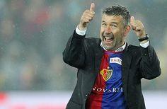 Es ist vollbracht: Der FC Basel ist zum 7. Mal in Serie Meister  Nach dem 2:1 gegen Sion steht der siebte Meistertitel in Serie des FC Basel fest. Matias Delgado und Birkir Bjarnason erzielen die Tore gegen die Walliser.